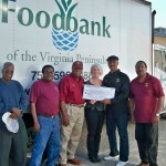 Foundation Supports Hunger Relied at Foodbank