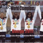 McCorory Wins Gold and Thanks Les Hommes