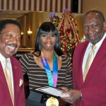 McCorory Make Generous Donation to the Foundation
